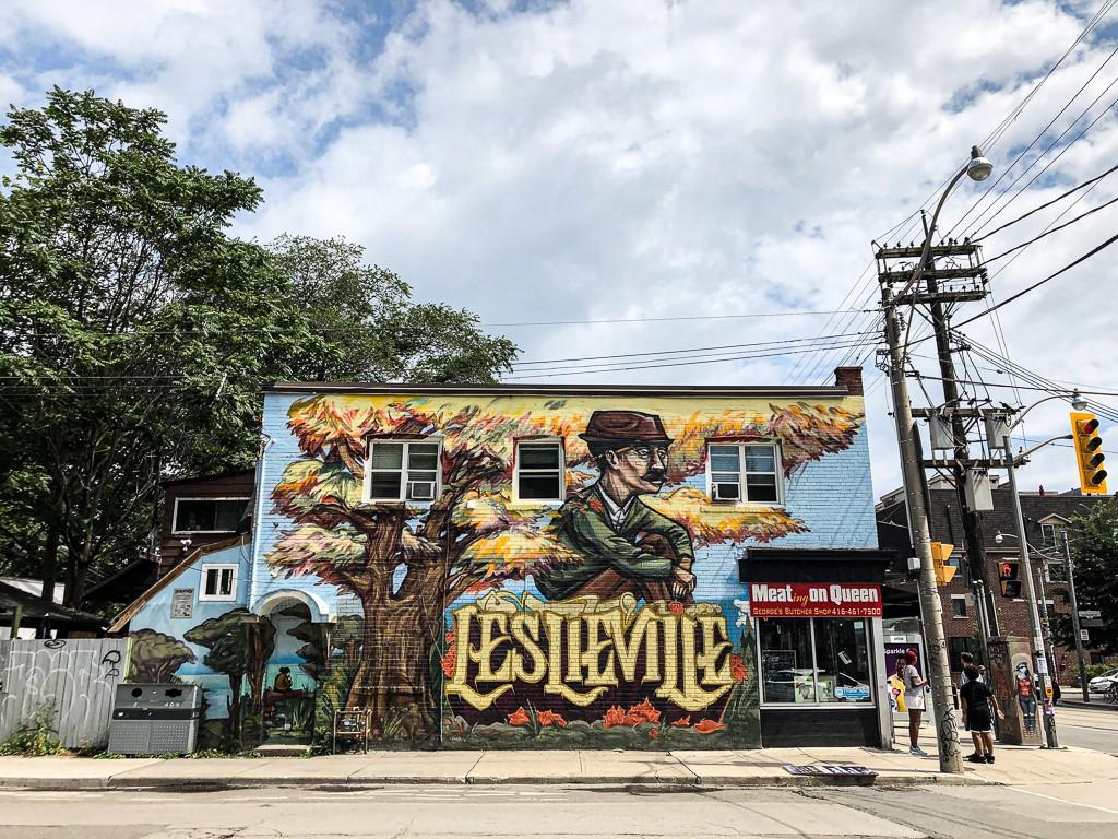 Leslieville : le quartier à visiter à Toronto