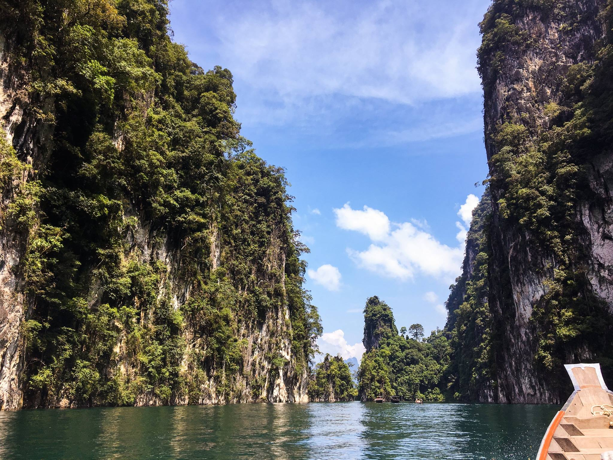Les beautés naturelles du Parc National de Khao Sok en Thaïlande