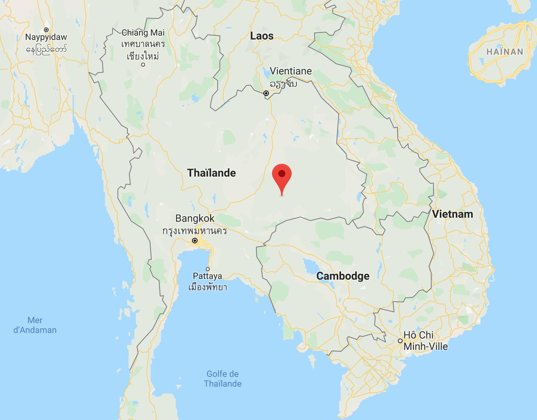 Où aller en Asie : la région de l'Isan en Thaïlande
