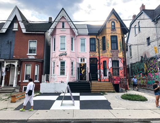 Kensington Market : quartier des friperies de Toronto