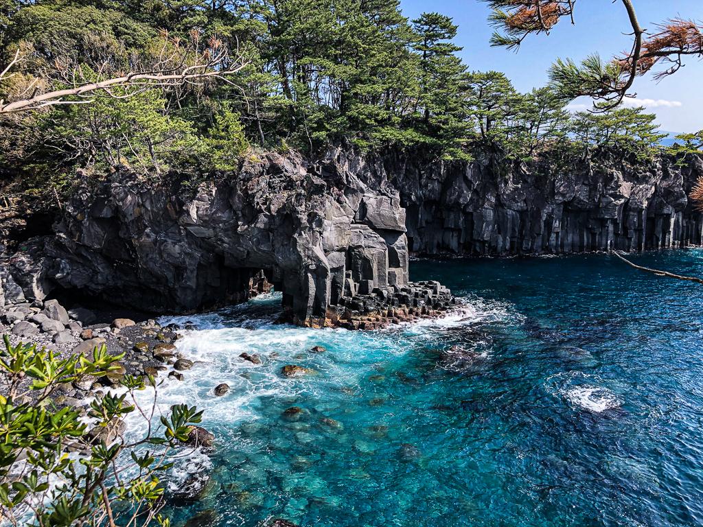 Randonnée sur la Péninsule d'Izu au Japon