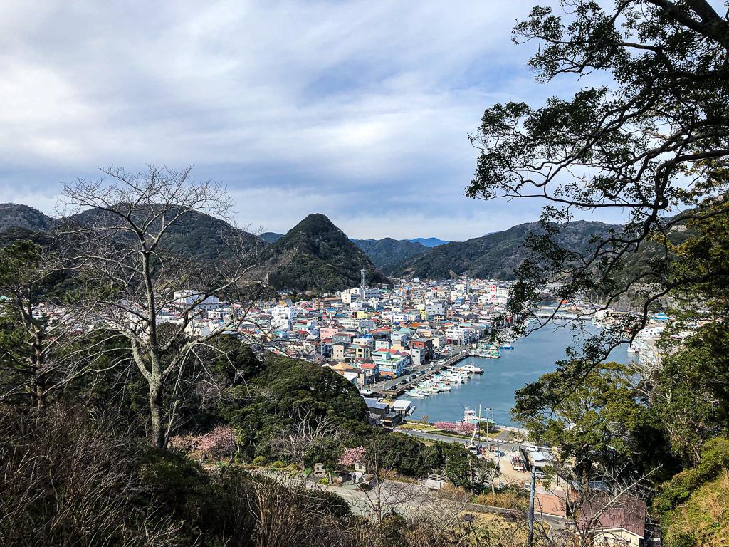 Le village de Sumida : Péninsule d'Izu au Japon