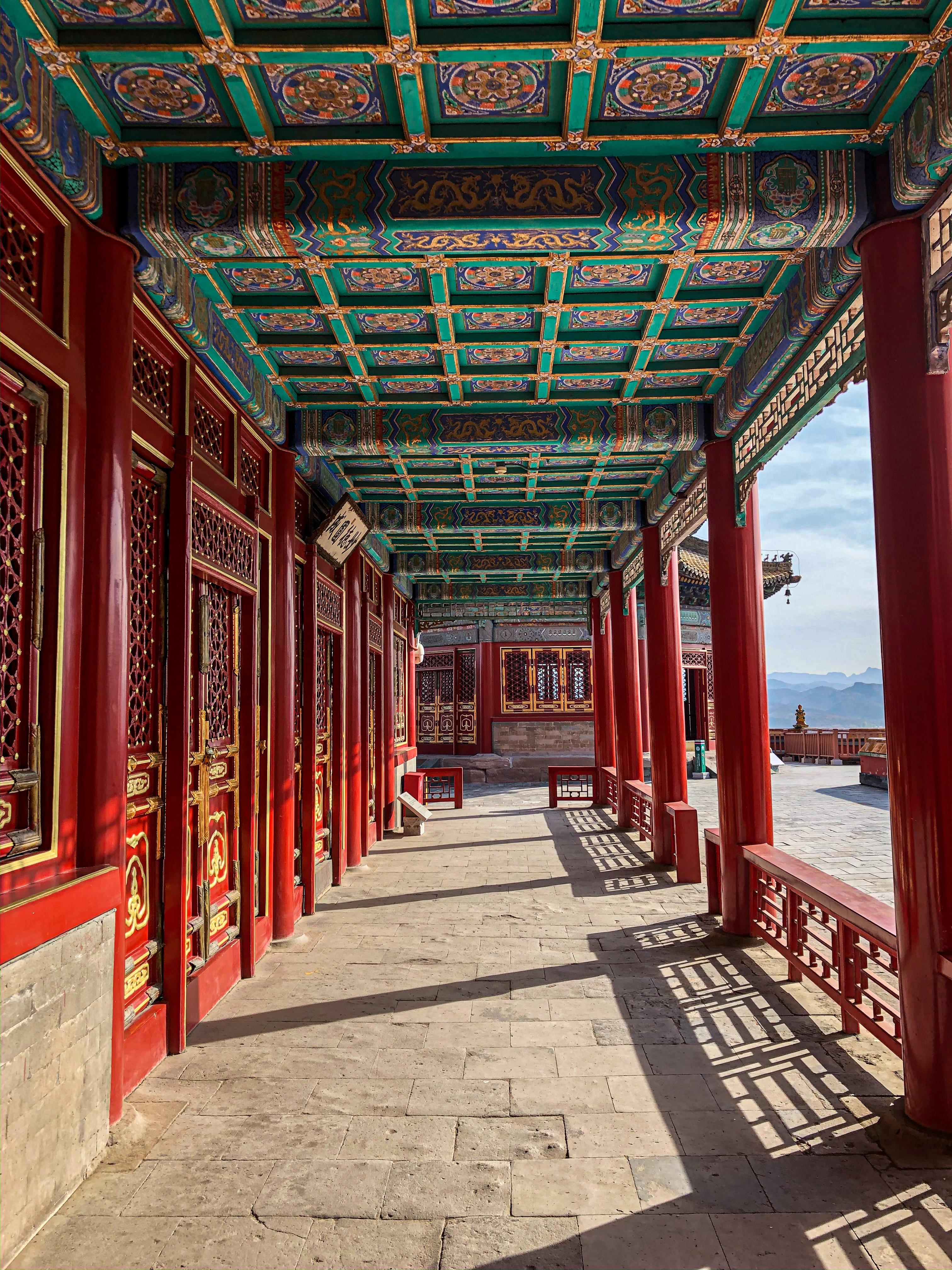 Visiter Chengde et les temples
