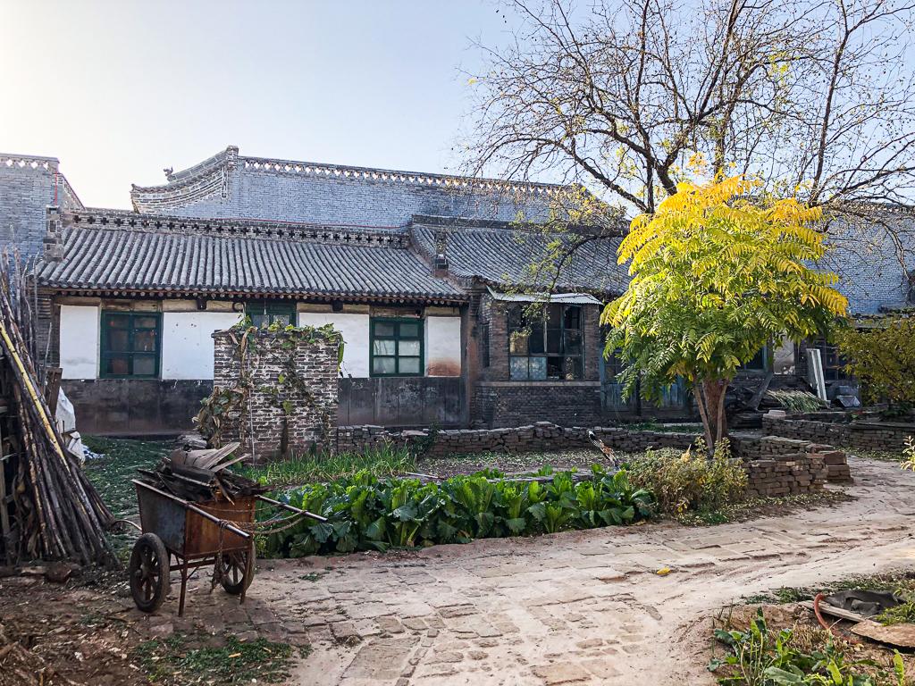 Visiter les rues résidentielles de Pingyao