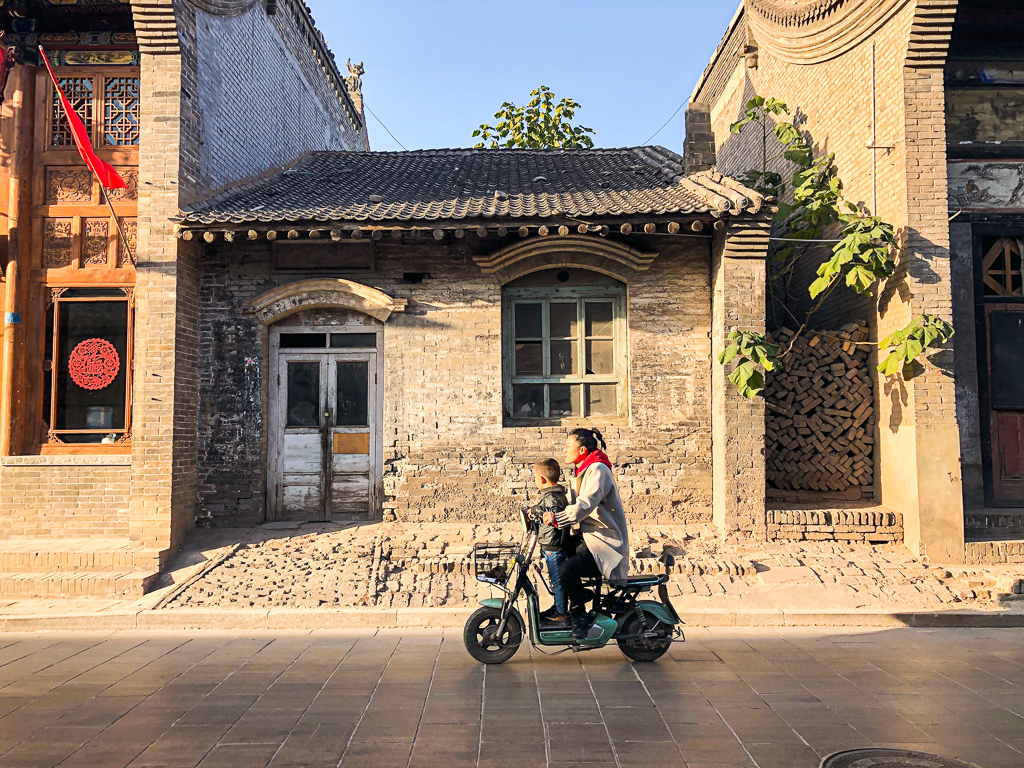Visiter la vieille ville de Pingyao en Chine : ville fortifiée