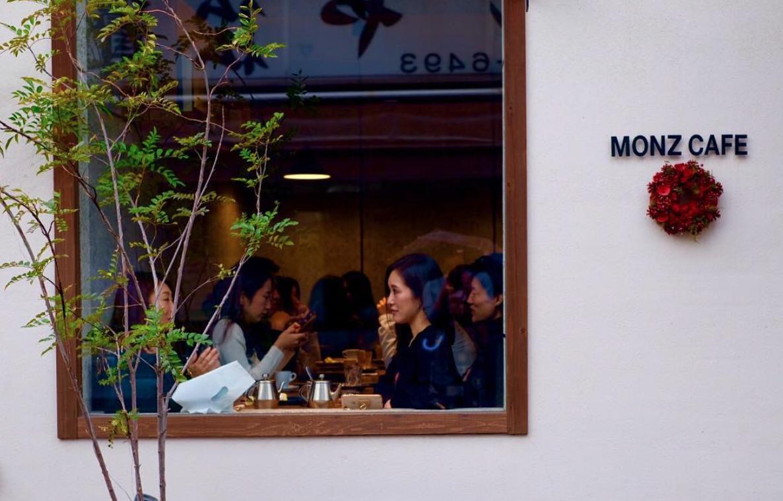 Monz café : Un des cafés à Tokyo à essayer