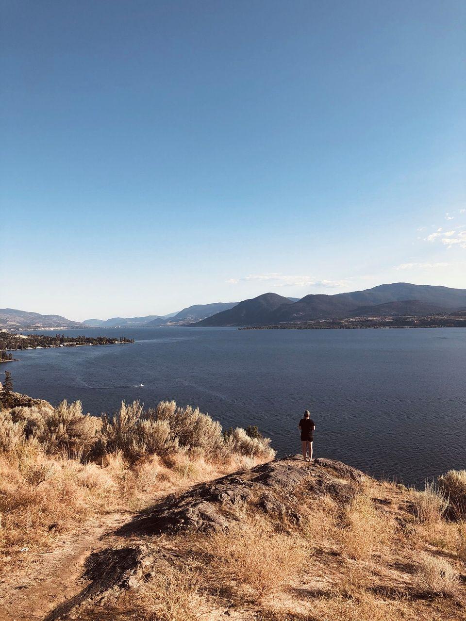 Visiter la vallée de l'Okanagan en Colombie-Britannique lors d'un roadtrip